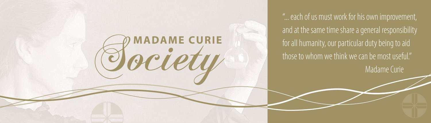 Madame Curie Society